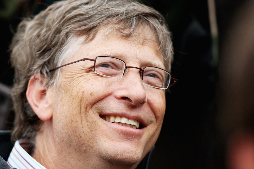 "Bill Gates: ""le travail accompli par Steve Jobs est phénoménal"""