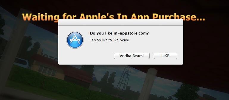 Hacker russe et achats intégrés: c'est au tour du Mac App Store !