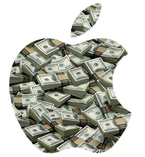 L'Etat français veut qu'Apple, Google ou Amazon payent plus d'impôts