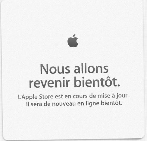 L'Apple Store a réouvert, quoi de neuf ? [Mis à jour]