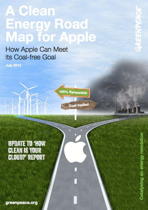 Selon Greenpeace, Apple s'est amélioré en matière environnementale mais peut mieux faire