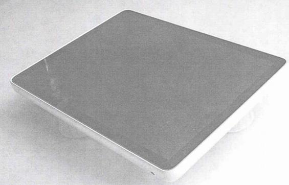 Les photos du tout premier prototype de l'iPad