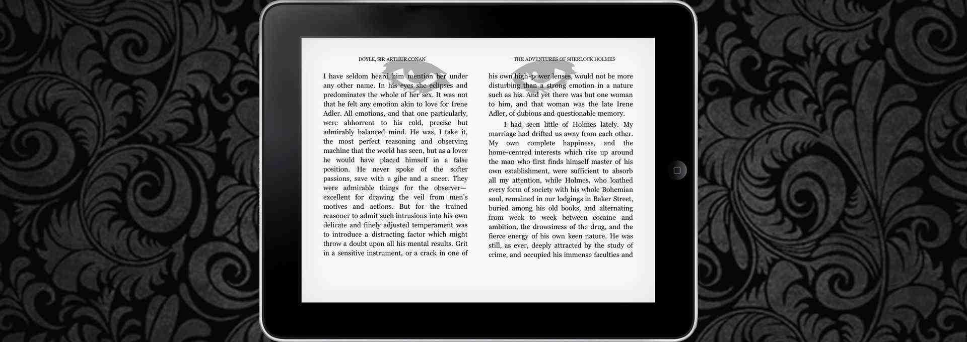 E-books sur iPad: vous les lisez, ils vous lisent en retour
