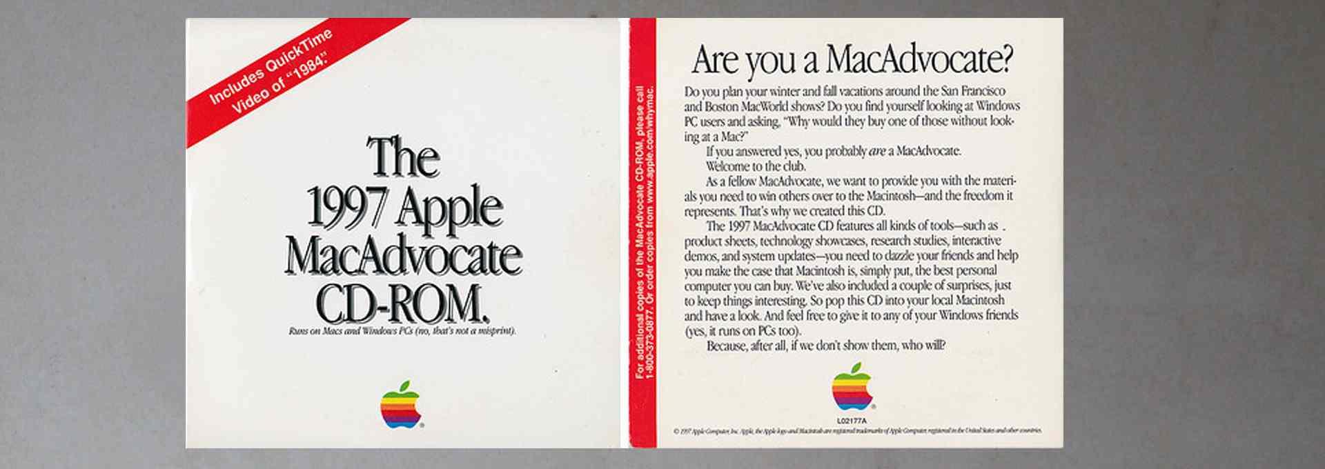 Quand Apple utilisait ses fans pour faire de la propagande