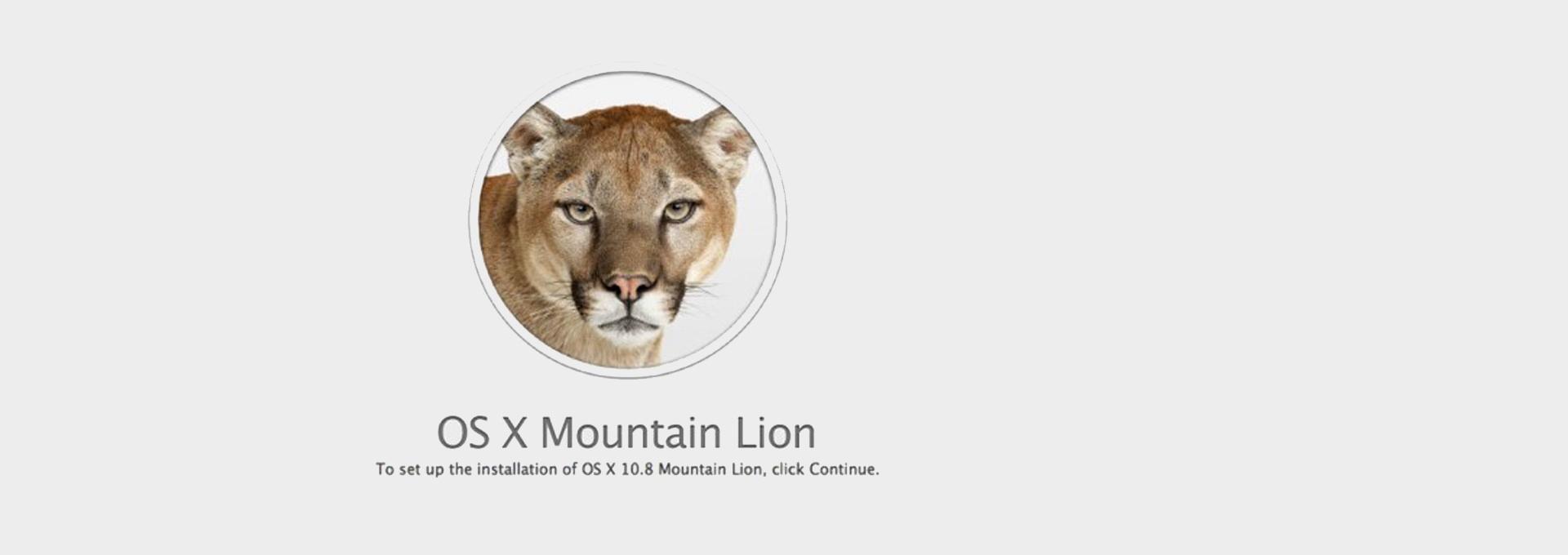 Tout ce qu'il faut savoir pour passer à OS X Mountain Lion