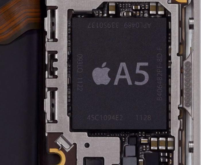Le prochain iPhone aurait une puce quad-core
