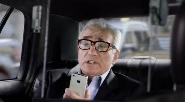 Publicité pour Siri: Apple s'offre Martin Scorsese