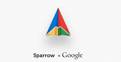 Google rachète Sparrow et Facebook rachète Acrylic Sofware