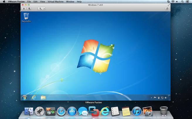 VMware annonce VMware Fusion 5