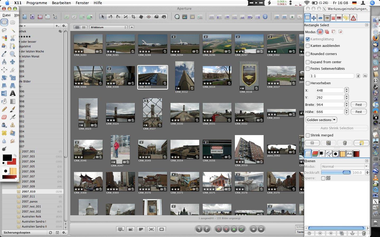 GIMP devient un logiciel Mac natif en se débarrassant de X11