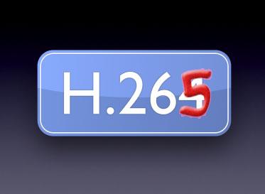 H.265: un nouveau codec vidéo standard pour remplacer le H.264