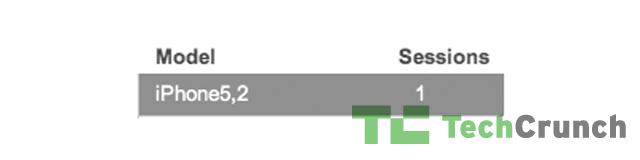 Un iPhone 5,2 apparait sur les serveurs internet