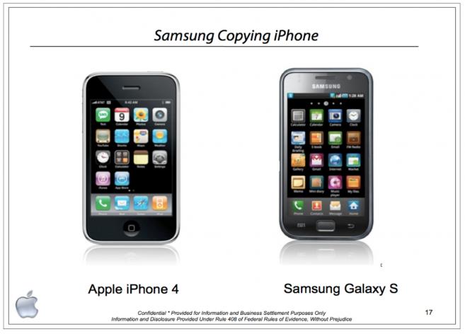 Apple avait proposé une licence pour les appareils iOS à Samsung en 2010