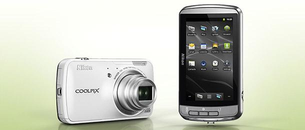 Nikon Coolpix S800c : un appareil photo sous Android
