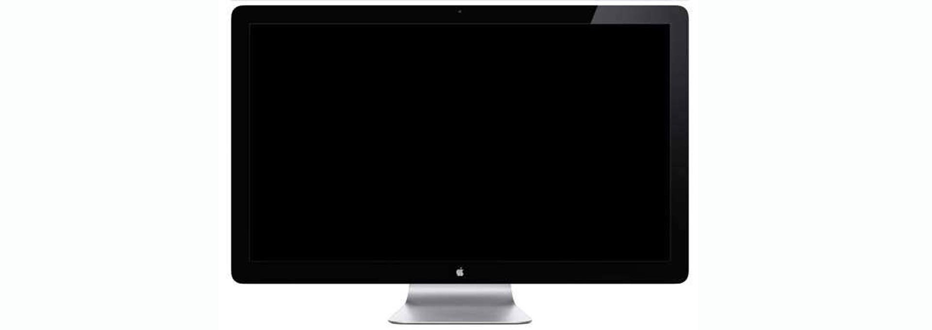 Télévision Apple: pas à l'ordre du jour selon un responsable chez Apple