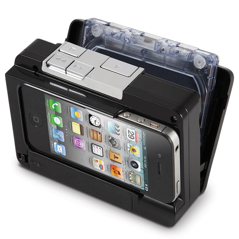 Cassette to iPod Converter: pour numériser vos vieilles cassettes audio vers l'iPhone ou l'iPod