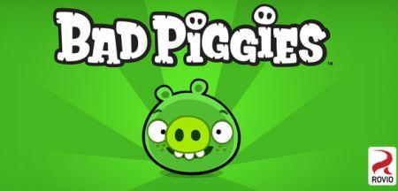 Bad Piggies, le nouveau jeu des créateurs d'Angry Birds est dévoilé