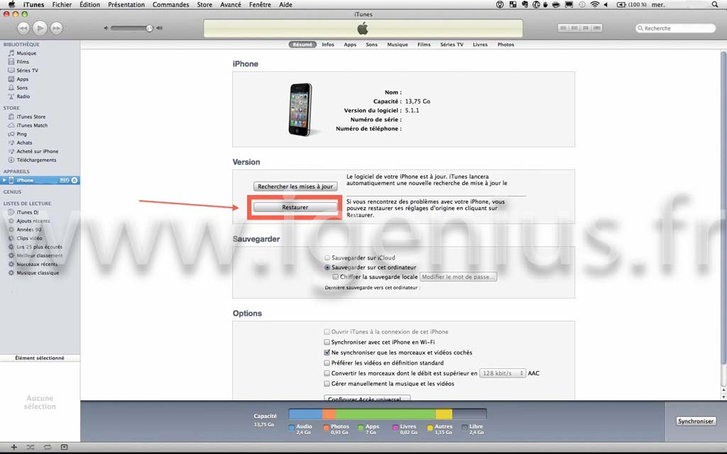 Comment Debloquer Un Iphone C Itunes