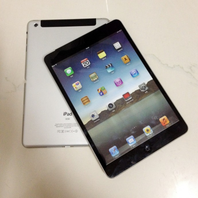 iPad Mini: des vues d'artiste pour se faire une idée de son design