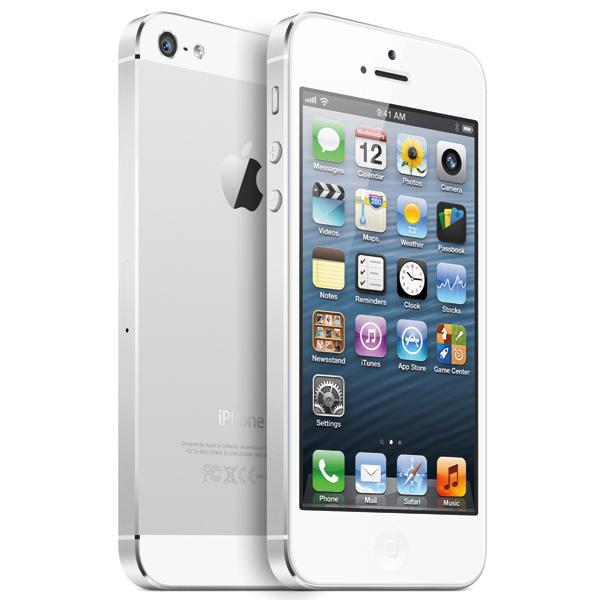 L'opérateur de téléphonie américain AT&T annonce des ventes records de l'iPhone 5