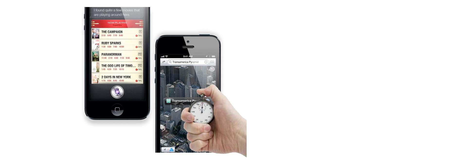 L'iPhone 5 a été déclaré le smartphone le plus rapide du marché