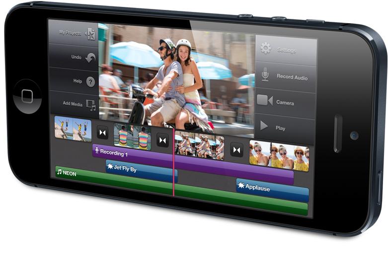 Vidéo: une comparaison des capacités video de l'iPhone 5 face à l'iPhone 4S
