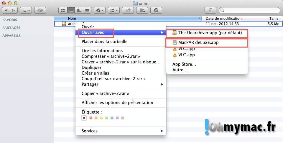 Journal d'un Switcher, Compresser en RAR 18