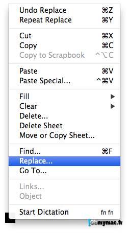 Ohmymac Séparateur décimal sur Excel 2011 Mac 02