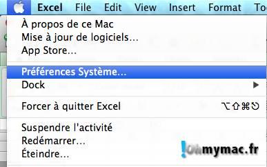 Ohmymac Séparateur décimal sur Excel 2011 Mac 14