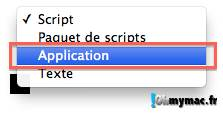 Ohmymac Trasformer un AppleScript en Application 08