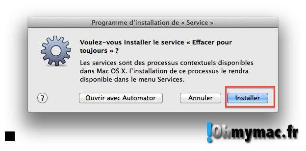 Ohmymac Comment supprimer fichiers et dossiers sans passer par la corbeille sur Mac 04