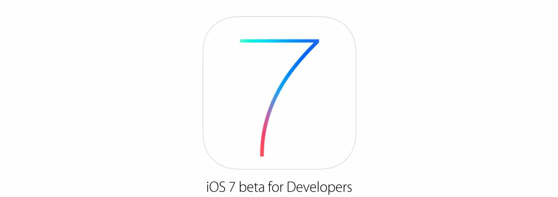 iOS 7 Beta: guide d'installation détaillé