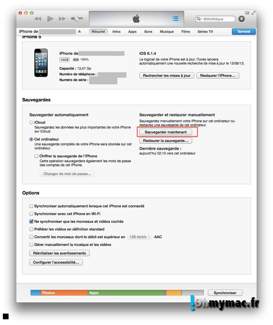 Ohmymac iOS 7 Beta: guide d'installation détaillé 05
