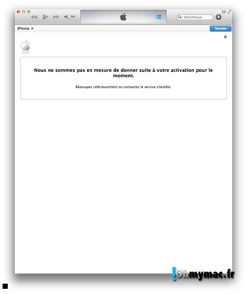 Ohmymac iOS 7 Beta: guide d'installation détaillé 11
