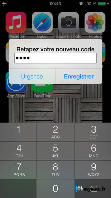 Ohmymac iOS 7 Beta: guide d'installation détaillé 14