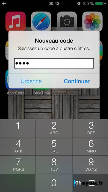 Ohmymac iOS 7 Beta: guide d'installation détaillé 15
