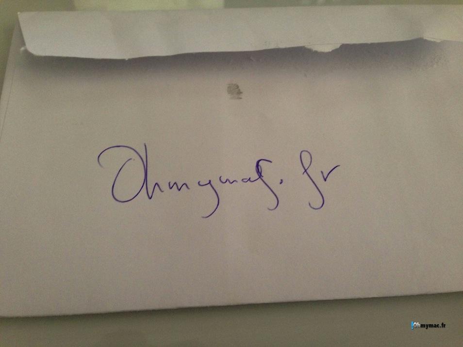 Comment créer une signature numérique sur son Mac ? 12