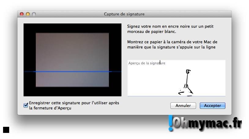 Comment créer une signature numérique sur son Mac ? 16