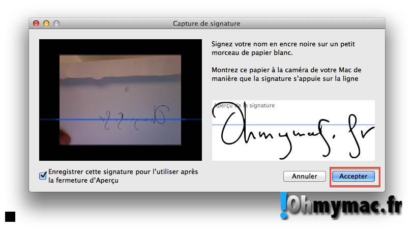 Comment créer une signature numérique sur son Mac ? 17