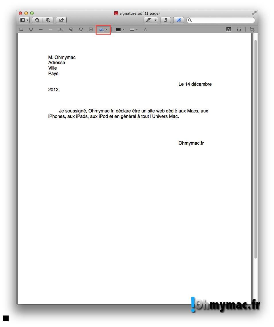 Comment créer une signature numérique sur son Mac ? 18