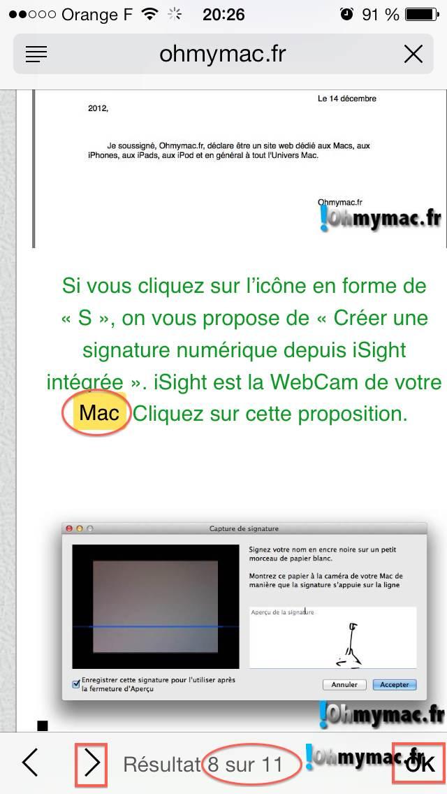 Comment créer une signature numérique sur son Mac ? 10