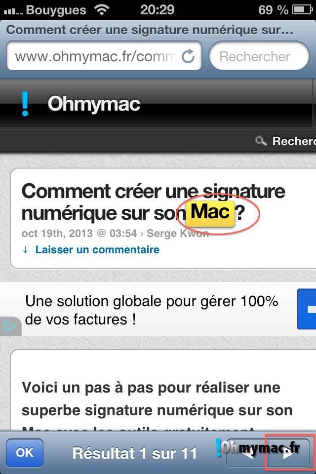 Comment créer une signature numérique sur son Mac ? 15