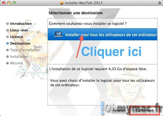 Installer et utiliser LaTeX sur son Mac: tutoriel, exemples illustrés et modèles de document