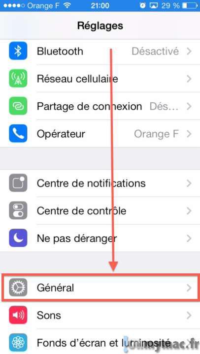 Bloquer les achats in app et utiliser le contrôle parental de votre iPhone ou iPad
