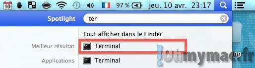 Comment prendre une capture d'écran avec retardateur sur son Mac ?