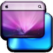 Utiliser un écran de veille comme fonds d'écran sur son Mac