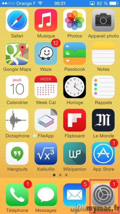 Repérer et supprimer les applications qui prennent le plus de place sur votre iPhone ou iPad