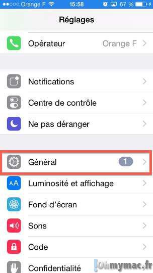 iOS 8: utiliser Siri sans les mains grâce à Dis Siri sur iPhone/iPad