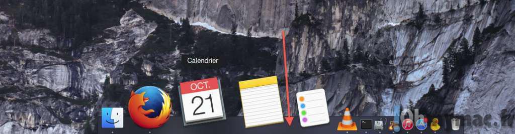 OS X Yosemite: activer Dark Mode, l'interface sombre de Yosemite sur son Mac
