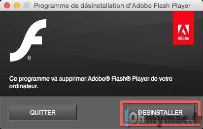 Clean Install Flash: pour résoudre tous les problème de Adobe Flash Player sur Mac